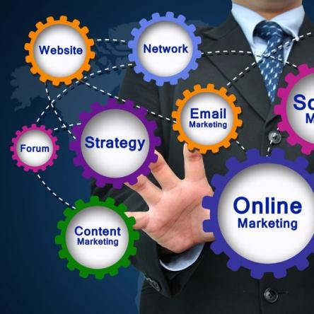 Маркетинг для компаній, розробка іміджу компанії, реклама, підготовка веб-сайтів